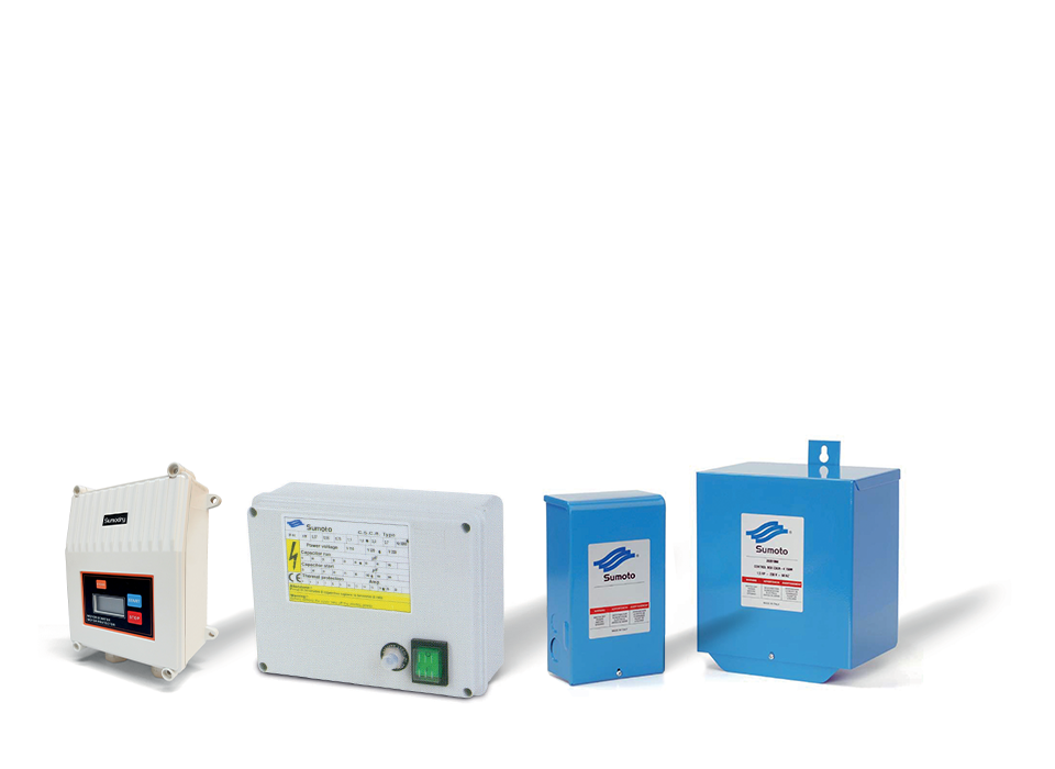 Slide product control box